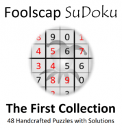 Foolscap SuDoku - The First Collection